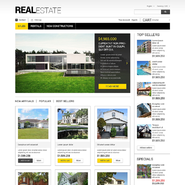 Real Prestashop Themes 49108