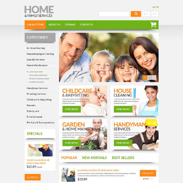 Home Prestashop Themes 55177