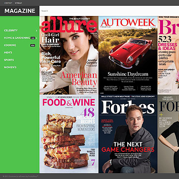 Magazines Prestashop Themes 55397