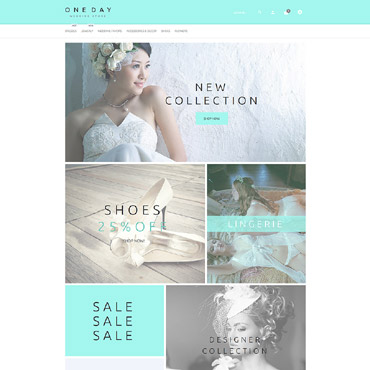 One Prestashop Themes 55481