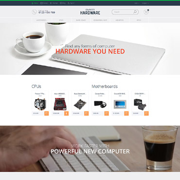 Computers Prestashop Themes 57930