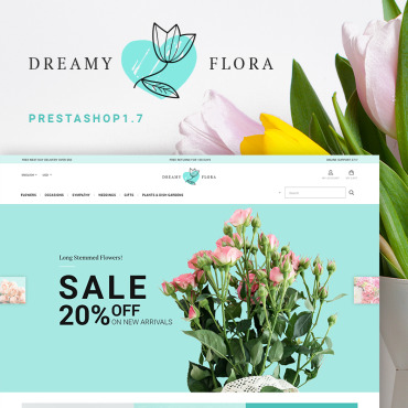 Dreamy Prestashop Themes 66877