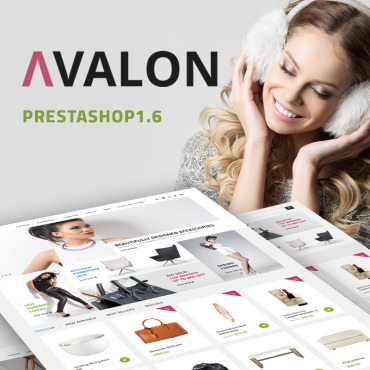 Avalon Prestashop Themes 67686