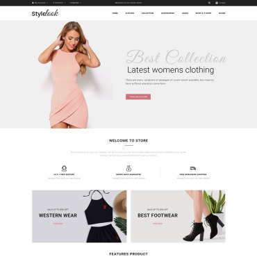 Accessories Prestashop Themes 73380