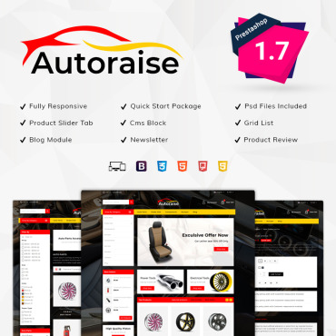 Car Prestashop Themes 79272