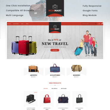 Fashion Prestashop Themes 83890