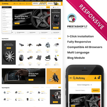 Apparel Prestashop Themes 84078