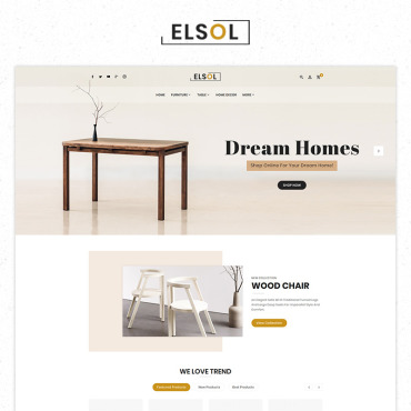 Furniture Prestashop Themes 84514