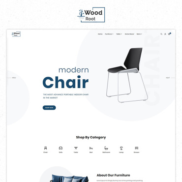 Furniture Prestashop Themes 84828
