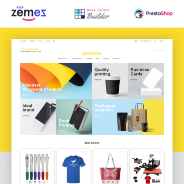 Business Prestashop Themes 87252