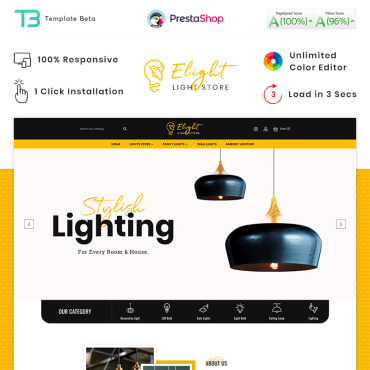 Electronics Prestashop Themes 90414