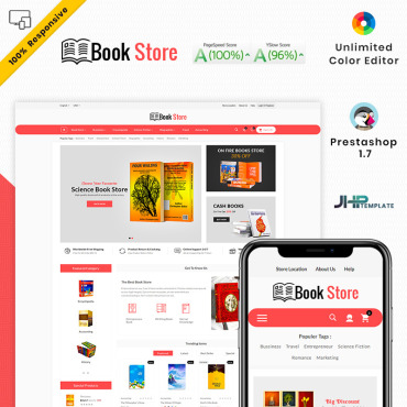 Electronics Prestashop Themes 91624