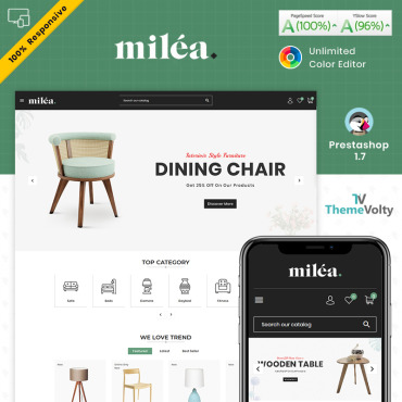 Furniture Prestashop Themes 94538
